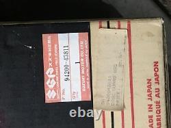 NOS OEM 83-86 Suzuki GS550 E/ESF/ES3/ESE/EF/ESG Crash Bars 94200-43811