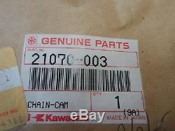 NOS OEM Kawasaki Cam Shaft Chain 1973-1981 Z1 KZ900 KZ1000 21070-003