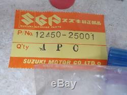 NOS OEM Suzuki Crank Case Outer Valve Seat 1970-1977 TC100 TC90 TS90 12450-25001