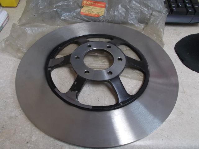 Nos Oem Suzuki Front Wheel Brake Disc 1977-1980 Gs550 Gs750 Gs1000 59211-47000