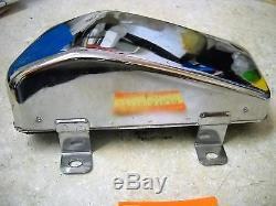 NOS OEM Suzuki Lft Air Cleaner Cover 1974-77 GT550 Indy GT750 Lemans 13770-31210