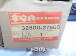 NOS OEM Suzuki Regulator Assembly 1975-1984 TS250 RV90 GN400 32500-27600