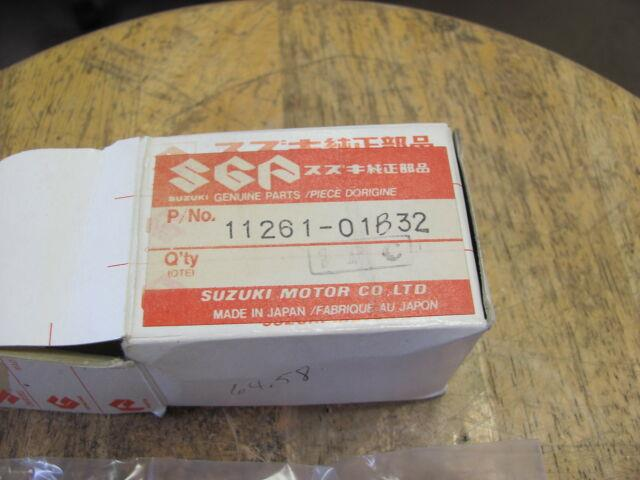 Nos Oem Suzuki Right Exhaust Valve Guide 1986-88 Rm125h Off Road 11261-01b32