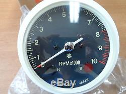 NOS OEM Suzuki Tachometer Assy 1972-1974 GT250 GT380 GT550 Indy 34200-33601-999