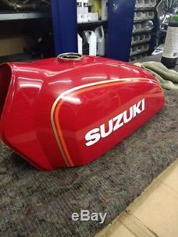 NOS RARE Suzuki TS125 TS185 Fuel Tank