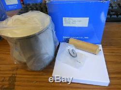 NOS Rocky 86.50mm Piston Kit. 50 mm (2nd OS) Suzuki 1981-1982 RM465 05-6911