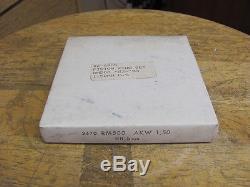 NOS Rocky Cycles Suzuki RM500 Piston Rings 1983-84 1.50 OS 06-6905