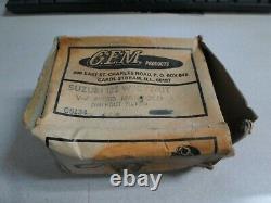 NOS Suzuki 125 GEM V-4 Reed Manifold with GYT Kit G5134 Incomplet