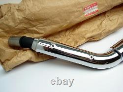 NOS Suzuki 1998-09 VL1500 Intruder Front Right Exhaust Header Pipe 14150-10F00