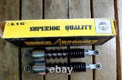 NOS Suzuki A100 A100X AX100 Rear Shock Absorder Cushion Set ASSY Pair KAYABA