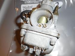 NOS Suzuki A100 AC100 AS100 OEM Carburetor Carb Assembly MIKUNI 13200-12012
