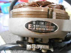 NOS Suzuki Alternator Stator Assy 1972 1973 GT380 GT550 Sebring Indy 31400-33012