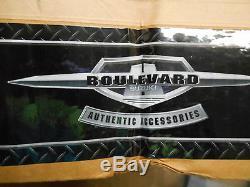 NOS Suzuki Classic Tall Windshield C50 990A0-70022