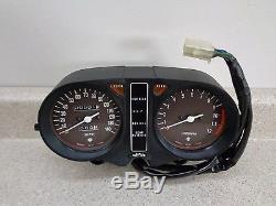 NOS Suzuki GS-550-E New Original Tachometer Speedometer Gauge Assembly 1977-79
