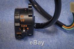 NOS Suzuki GT380 GT550 GT750 RE5 Switch Handle Assembly OEM 57700-31602