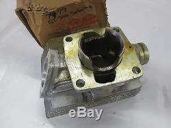 NOS Suzuki GT380 NOS L. H. Cylinder 1974-77 11220-33100