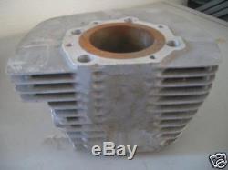 NOS Suzuki GT500 T500 Cylinder Barrel Jug AHRMA