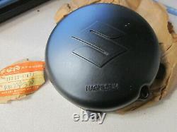 NOS Suzuki Magneto Cover 1976-1978 RM250 1976-1977 RM370 1978 RM400 11351-41100