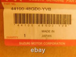 NOS Suzuki OEM 11-14 Boulevard VZR1800 VZR Gas Fuel Petrol Tank 44100-48GD0-YVB