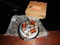 NOS Suzuki OEM 1969-1970 TC120 Trailcat Stator Magneto 32101-20220