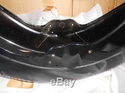 NOS Suzuki OEM Black Front Fender Assy 1998-2004 VL1500 53100-10F00-33J