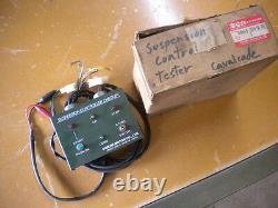 NOS Suzuki OEM Cavalcade Suspension Controller Checker 09960-32410