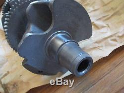 NOS Suzuki OEM Crankshaft Crank Shaft Comp 2009 2011 GSX-R1000 12000-47850