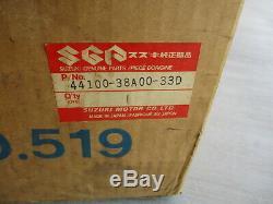 NOS Suzuki OEM Fuel Tank 1987 VS700 GL INTRUDER 44100-38A00-33D