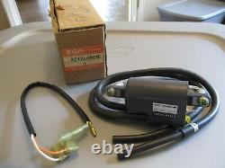 NOS Suzuki OEM Ignition Coil Assembly 78-79 GS1000 79 GS750 GS850 33410-45011