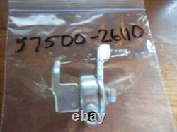 NOS Suzuki OEM Left Handle Grip Switch 1974-1976 TM75 Mini Cross 57500-26110