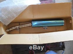 NOS Suzuki OEM Muffler Comp 2004-2006 GSX600 GSX750 14305-19E20