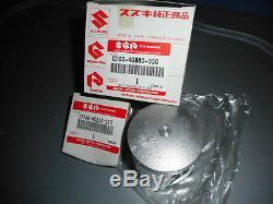 NOS Suzuki PE175 PE 175 RS175 RS 175 OEM. 50mm Piston Set 12103-40880-050