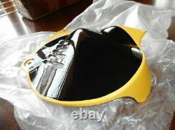 NOS Suzuki RM125 PE175 RM100 OEM Frame Side Cover 47211-41301-019