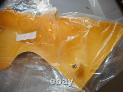 NOS Suzuki RM250 RM400 PE RM 1978-1980 OEM Left Frame Side Cover 47211-40400-163