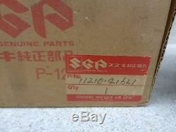NOS Suzuki RM-100 New Original Cylinder 1977-78 RM100 Suzuki Part # 11210-41621