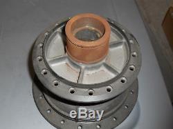 NOS Suzuki Rear Wheel Hub 74-75 TM100 TM125 64110-28301