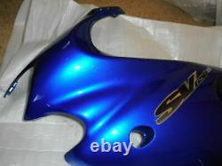 NOS Suzuki SV650S SV650 1999-2002 OEM Upper Left Fairing 94421-19F