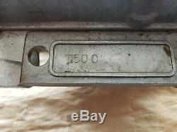 NOS Suzuki T500 Crankcase