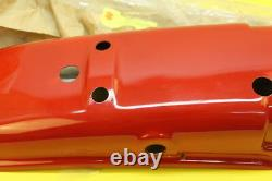 NOS Suzuki TS125 1973 Rear Fender Laredo Red PART# 63113-28000-293