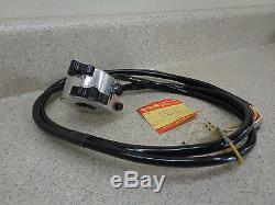 NOS Suzuki TS-400 New Original Left Signal Light Switch 1972-1977 # 57700-32050