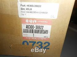NOS Suzuki VS750 VS800 VS1400 Intruder OEM Rear Rack Carrier 46300-38822