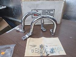 NOS Triangle Safety Crash Engine Case Saver Bars 1982-1984 Suzuki GS1100 GS1100E