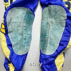 NOS Vintage 1985 Fox Racing Yoko Suzuki Motocross Pants 32 Barnett axo Jt