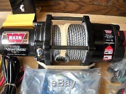 NOS Warn ProVantage 2500 lb Capacity Winch Suzuki OE 990A0-45053