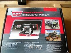 NOS Warn Provantage 2500 LB Kapazität Seilwinde Suzuki Orig. 990A0-45053