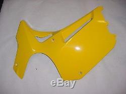 New 04-05 Suzuki Gs500 Gs 500 F Nos Cowl Under Yellow Plastic Cover