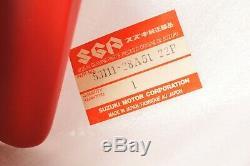 New NOS Genuine Suzuki 53111-28A51-22P Front Fender GSXR1100 Red 1986-1987-1988