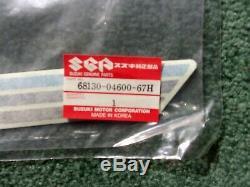 New NOS genuine Suzuki ALT50 Trail Buddy rear fender decal sticker OEM ALT 50