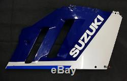 New Suzuki RH Side Cover Fairing Panel GSX-R750J 1988 94430-17C00-9SR NOS