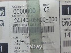 Nos Genuine Suzuki BURGMAN 400 AN400 K8 TRANSMISSION Shaft rear Axle 24140-05H00